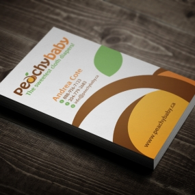 peachy-biz-card