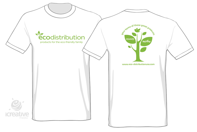 Eco-friendly Tshirt design