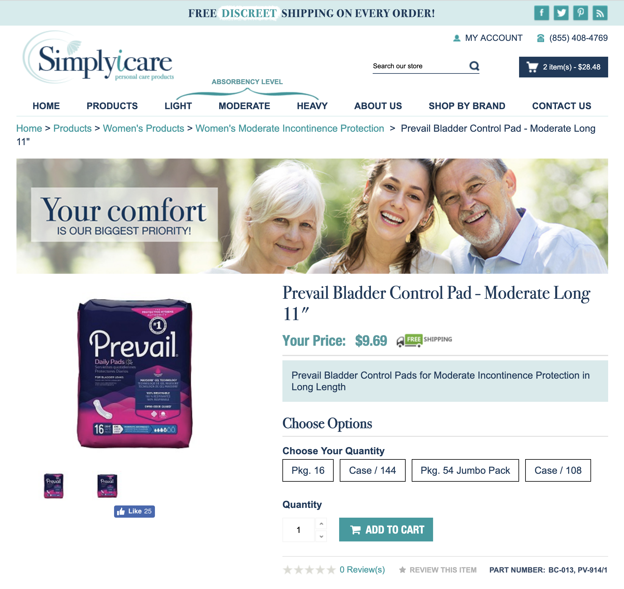 Simply Incontinence Care