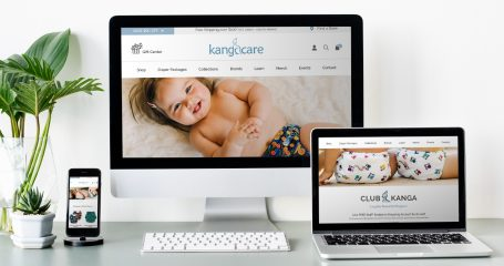 Kanga Care Web Designer